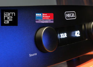 Робин Гуд: блог Iamhear тестирует интегральный усилитель Hegel H390