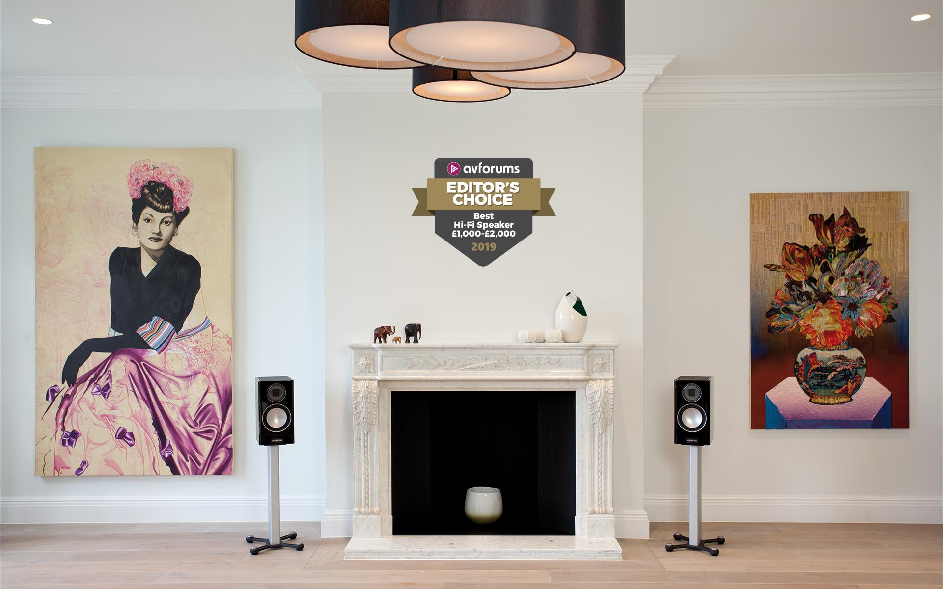 Портал AVForums назвал Monitor Audio Gold 100 лучшей колонкой для стереосистем