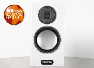 Monitor Audio Gold 100 – первоклассный компактный полочник по мнению Hi-Fi News