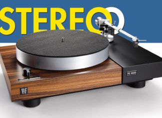 Чем дольше слушаешь, тем больше нравится: журнал Stereo о проигрывателе Perpetuum Ebner PE 4040 MK II