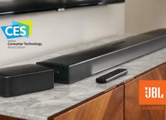На выставке CES в Лас-Вегасе показали саундбар с Dolby Atmos – JBL Bar 9.1