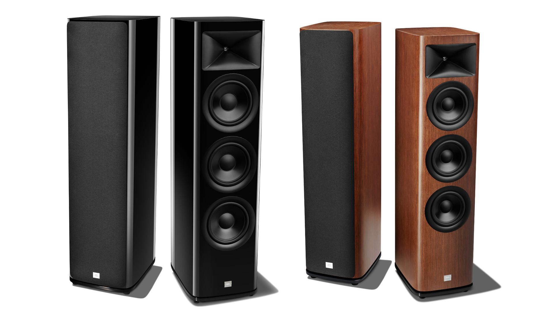 JBL представляет новую серию акустики HDI
