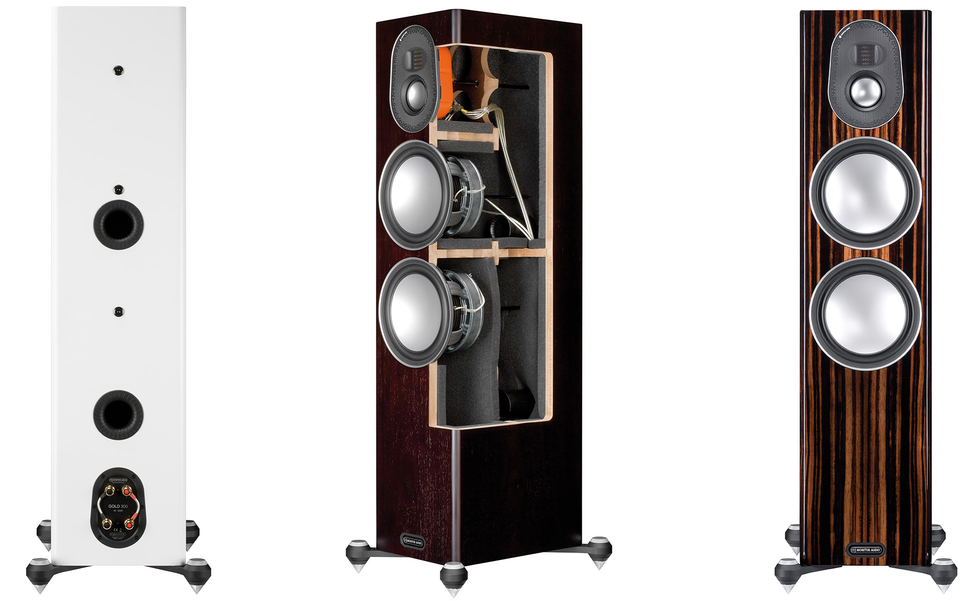 Хотите надёжности? Купите «золото»! Monitor Audio Gold 300 в обзоре The Abso!ute Sound