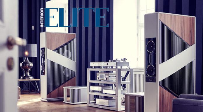 Рассказ о бренде Burmester – в эксклюзивном материале журнала Elite Interior