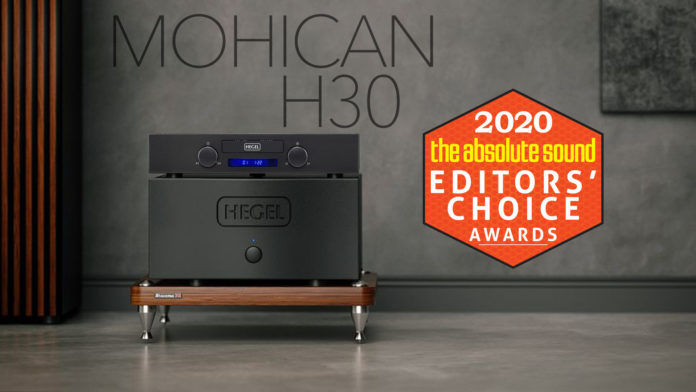 Hegel забирает две награды The Abso!ute Sound Awards 2020