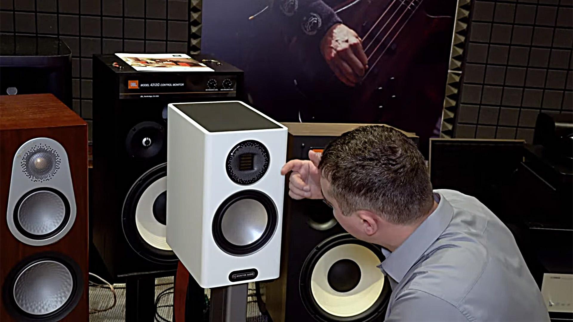 Породистая акустика: Valeron слушает Monitor Audio Gold 100