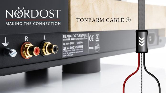 Сильные стороны новых кабелей для тонарма Nordost Tonearm +