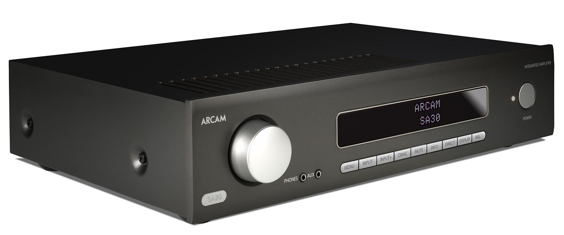 Arcam SA30 получает «пять звёзд» от What Hi-Fi?
