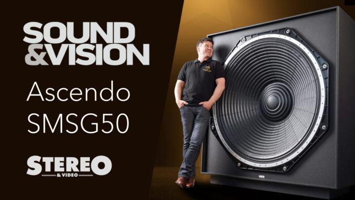 Сейсмический сабвуфер Ascendo SMSG50 – чудо наших дней