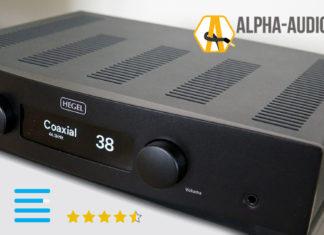Философия «всё-в-одном»: интегральный усилитель Hegel H120 в обзоре портала Alpha Audio