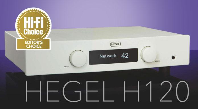 Большая и детальная картина: Hi-Fi Choice слушает Hegel H120