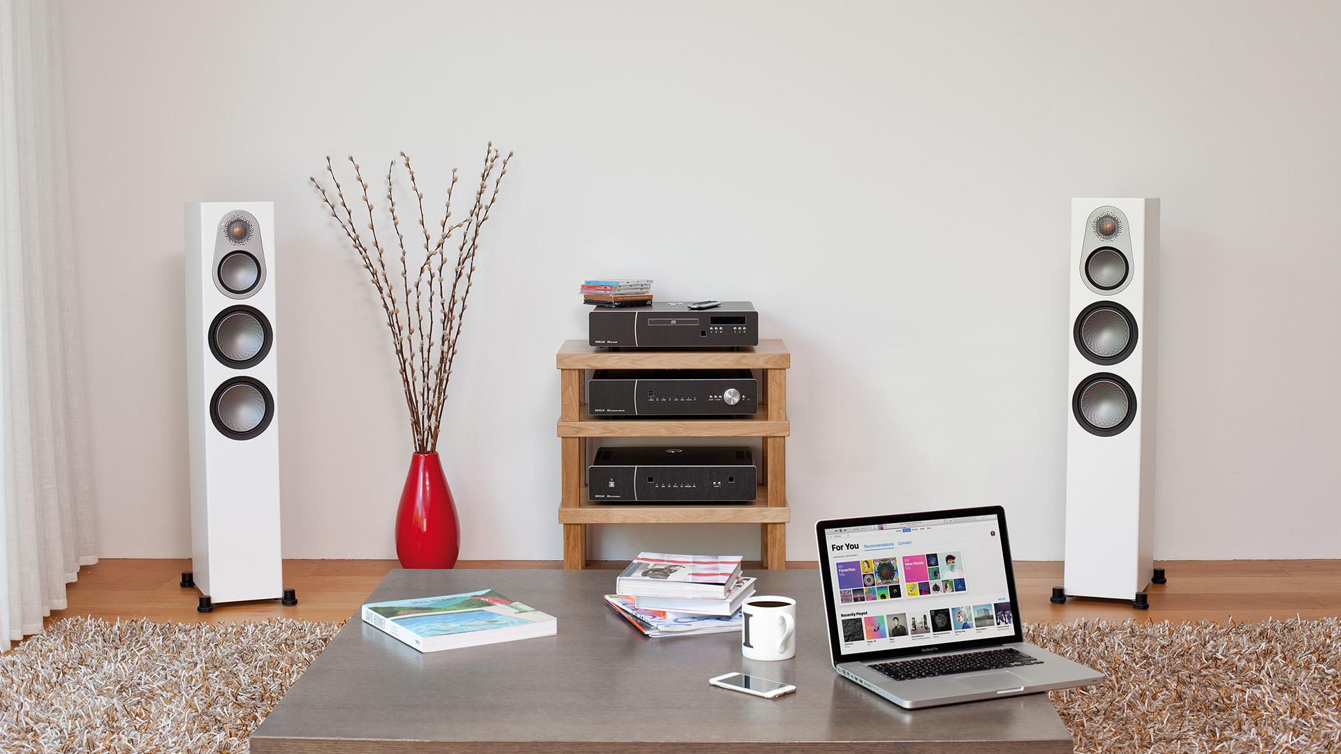 Комплект акустики 5.1 Monitor Audio Silver 300 AV – «лучший выбор» Sound & Vision