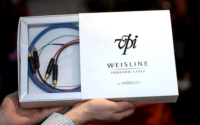 VPI выбирает кабель для тонарма от Nordost