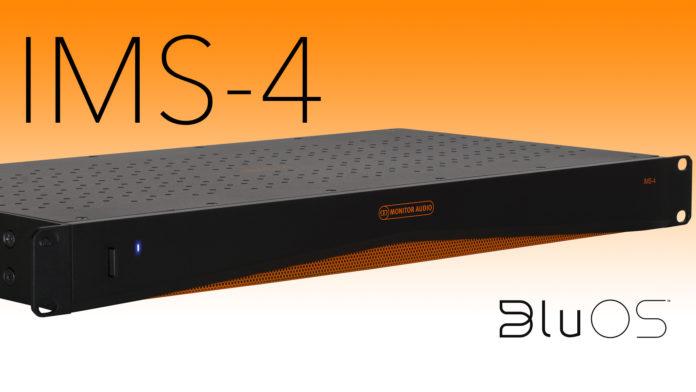 Представляем четырёхзонный музыкальный стример Monitor Audio IMS-4