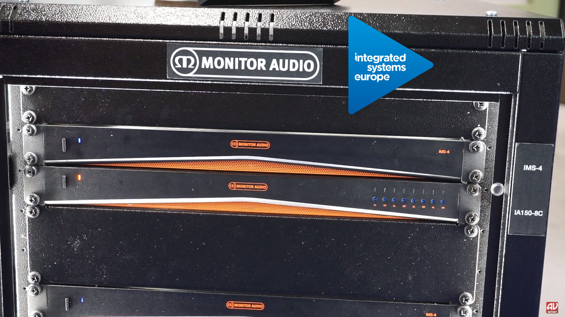 Премьеры от Monitor Audio на выставке ISE 2020 в репортаже AVreport