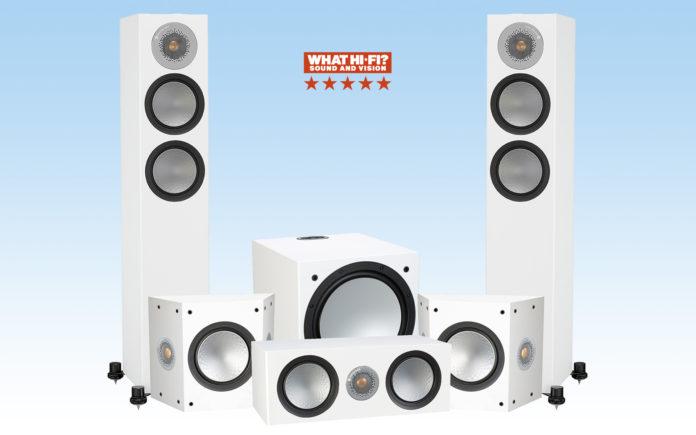 Monitor Audio Silver 200 AV12 – среди лучших комплектов 2020 года по версии What Hi-Fi?