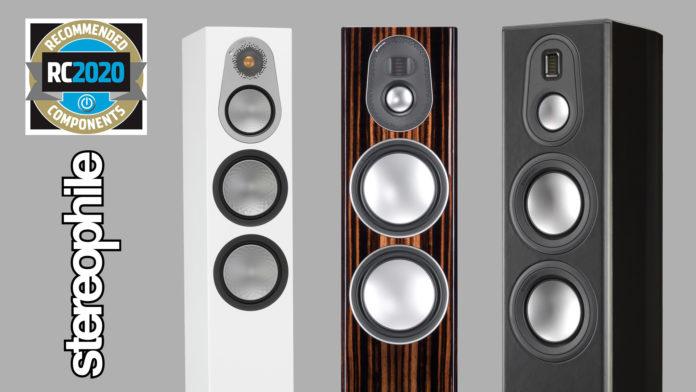 Три по триста: журнал Stereophile оценил напольные колонки Monitor Audio