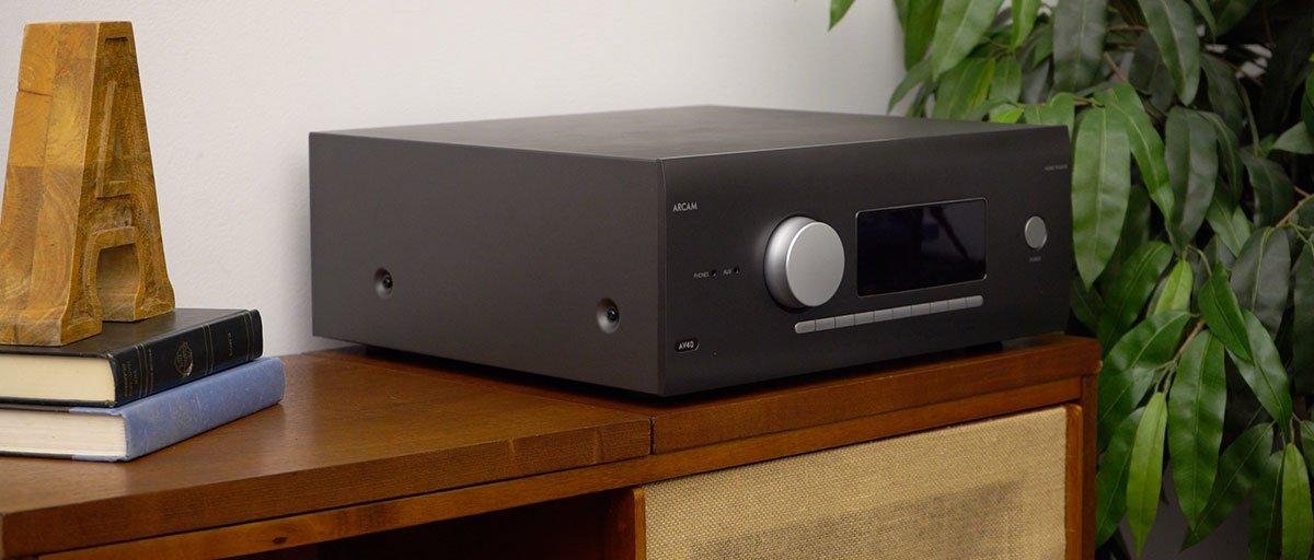 Портал Audio Advice: 9.1.6-процессор Arcam AV40 – просто фантастика!