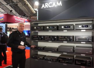 Видеорепортаж AVreport с выставки ISE 2020: новая линейка AV-ресиверов ARCAM