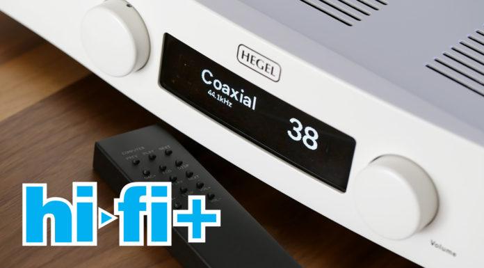 Правильное сочетание: журнал «Hi-Fi+» тестирует усилитель Hegel H120