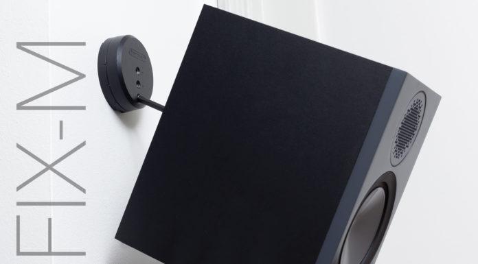 Monitor Audio FIX-M обеспечит надёжный монтаж компактной акустики