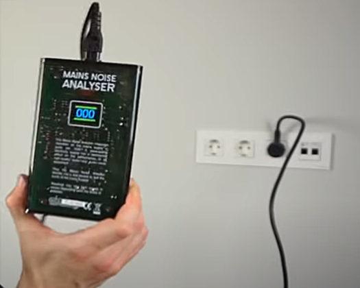 Прибор подключён к розетке группы DIGITAL консоли POWERGRIP YG-2