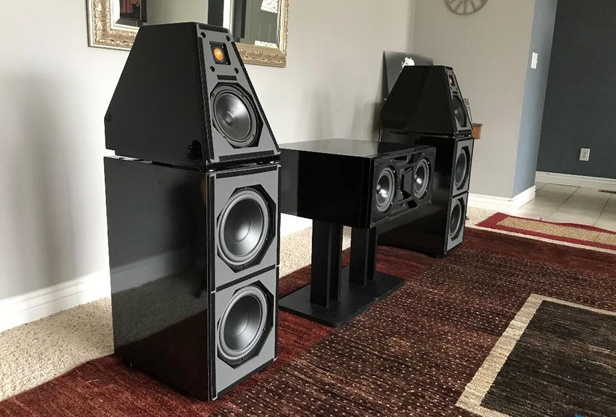Корифеи аудио: портал The Music Room беседует с Джоном Хантером из REL