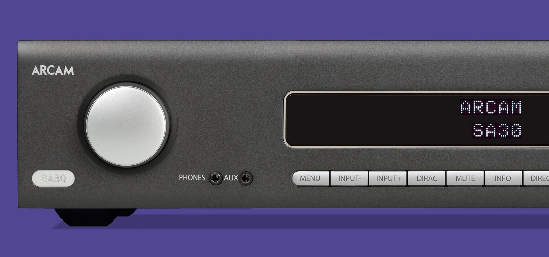 Больше, чем шаг вперёд: интегральный усилитель Arcam SA30 в обзоре Hi-Fi Choice
