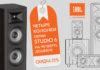 Четыре колонки JBL Studio 6 – на четверть дешевле