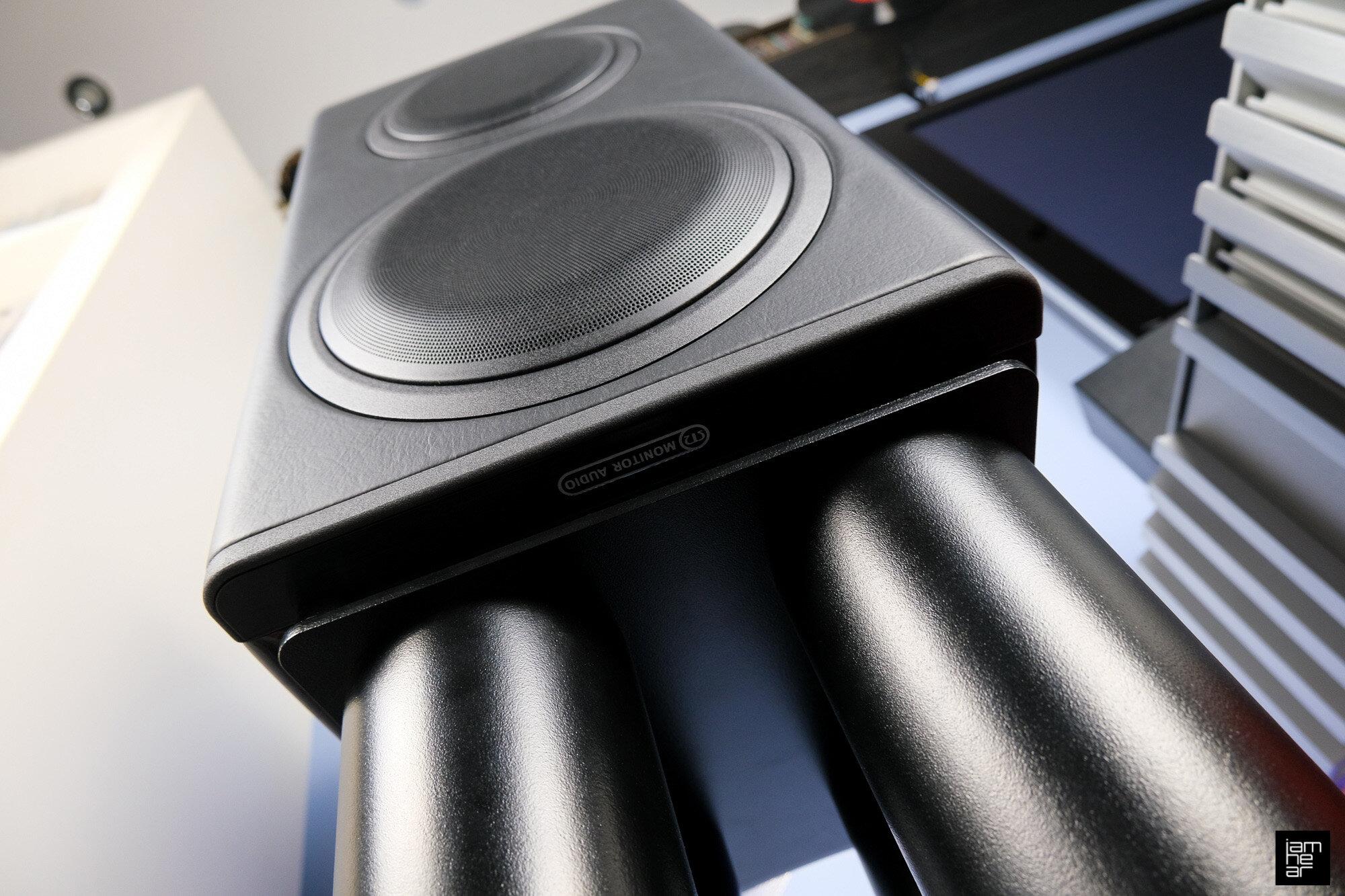 Здесь компромиссов нет: полочники Monitor Audio Platinum PL100 II иллюстрируют термин extremely