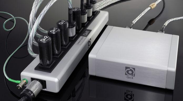 Значительное улучшение звучания: Novo.press добавляет в систему стабилизатор Nordost QX4