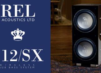 REL 212/SX: новый сабвуфер обеспечит быстроту отклика и безупречный контроль