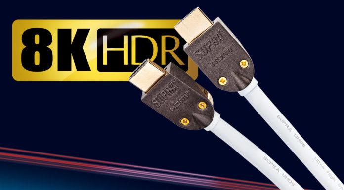 Supra Cables выпускает HDMI-кабель стандарта 2.1