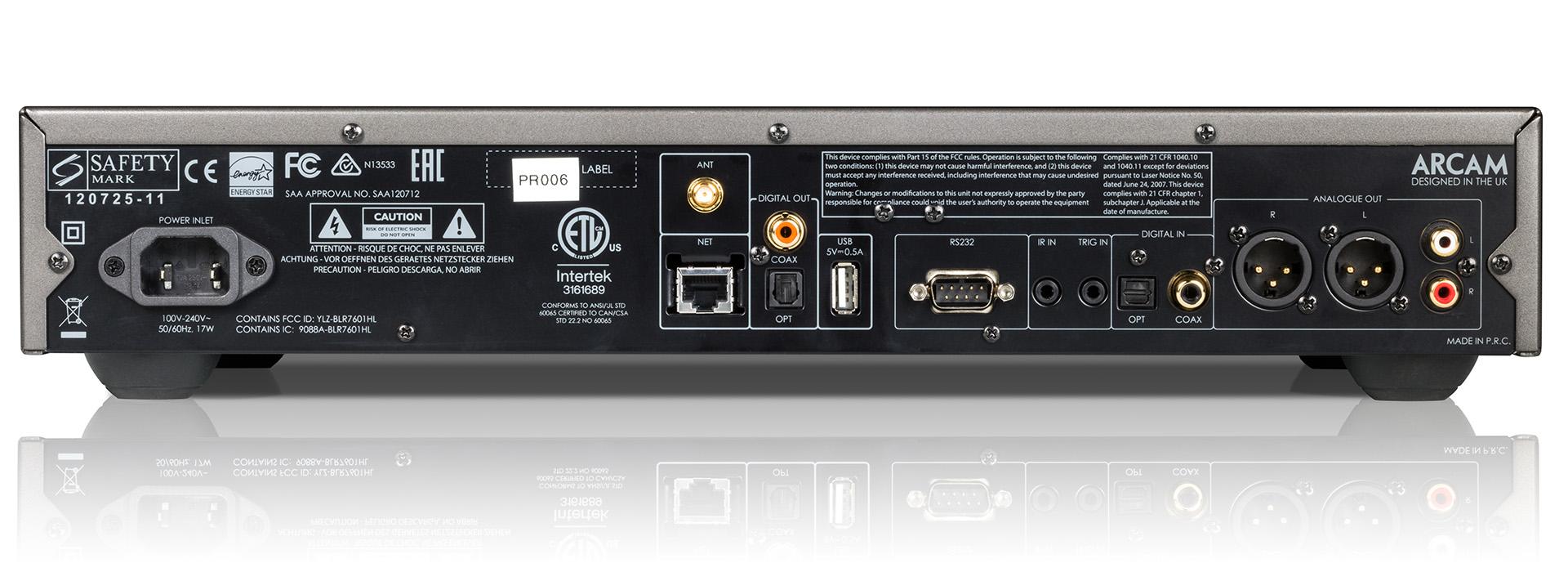Музыкальная эзотерика: Arcam CDS50 получает приз редакции журнала Hi-Fi News