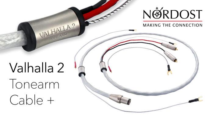Референсный кабель для тонарма: Nordost Valhalla 2 TONEARM CABLE + в обзоре Hi-Fi+