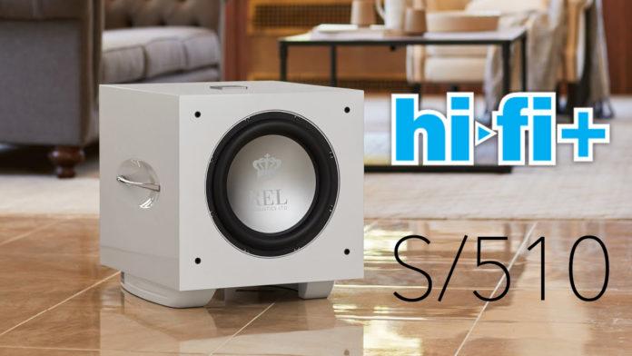 Действительно музыкальный сабвуфер: REL S/510 в обзоре журнала Hi-FI+