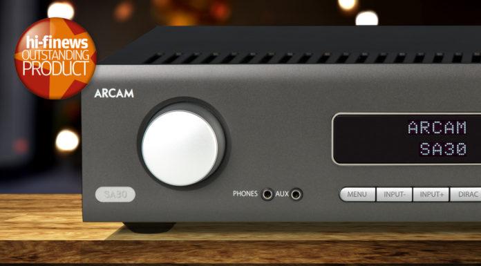Arcam SA30 – блестящий образец традиционного английского качества
