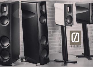 Børresen представляет акустику серии Z: больше мощности за приемлемые деньги