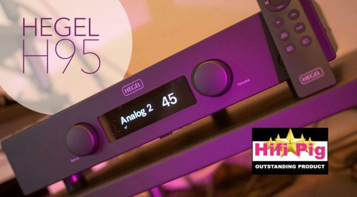 Hegel H95 – выдающийся продукт по мнению HiFi Pig