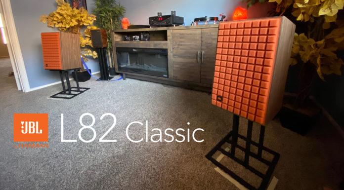Вовлечённость – их конёк: JBL L82 Classic в обзоре «What Hi-Fi?»