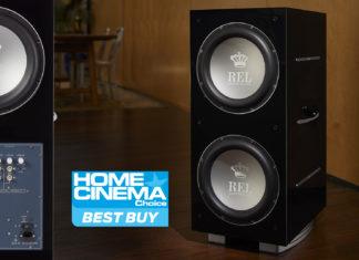 Сабвуфер REL 212/SX получает награду от Home Cinema Choice