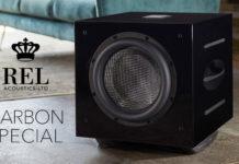 REL Carbon Special – новый лимитированный сабвуфер серии S