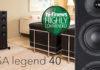 Ритм, контроль и чёткий музыкальный рисунок: Hi-Fi News рекомендует SA legend 40