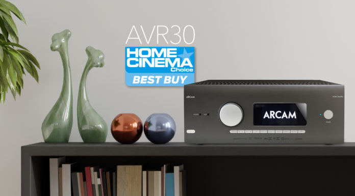 Многоканальная магия: ресивер Arcam AVR30 – лучшая покупка Home Cinema Choice