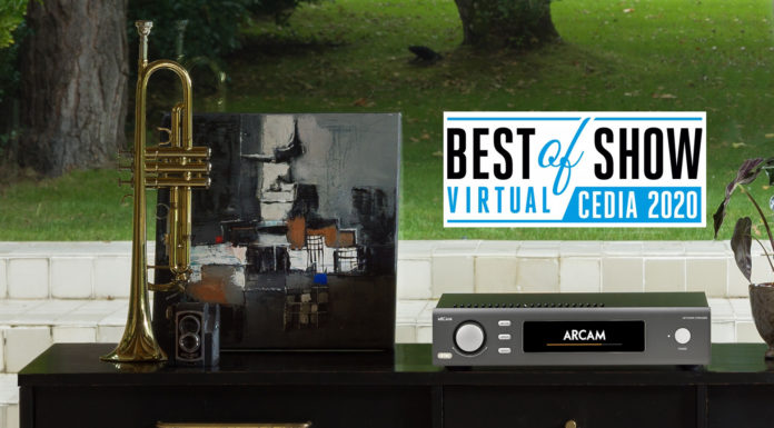 Музыкальный стример Arcam ST60 получил на CEDIA 2020 награду Best of Show