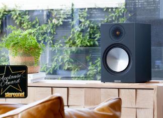 Monitor Audio Bronze 100 демонстрирует дружелюбное звучание