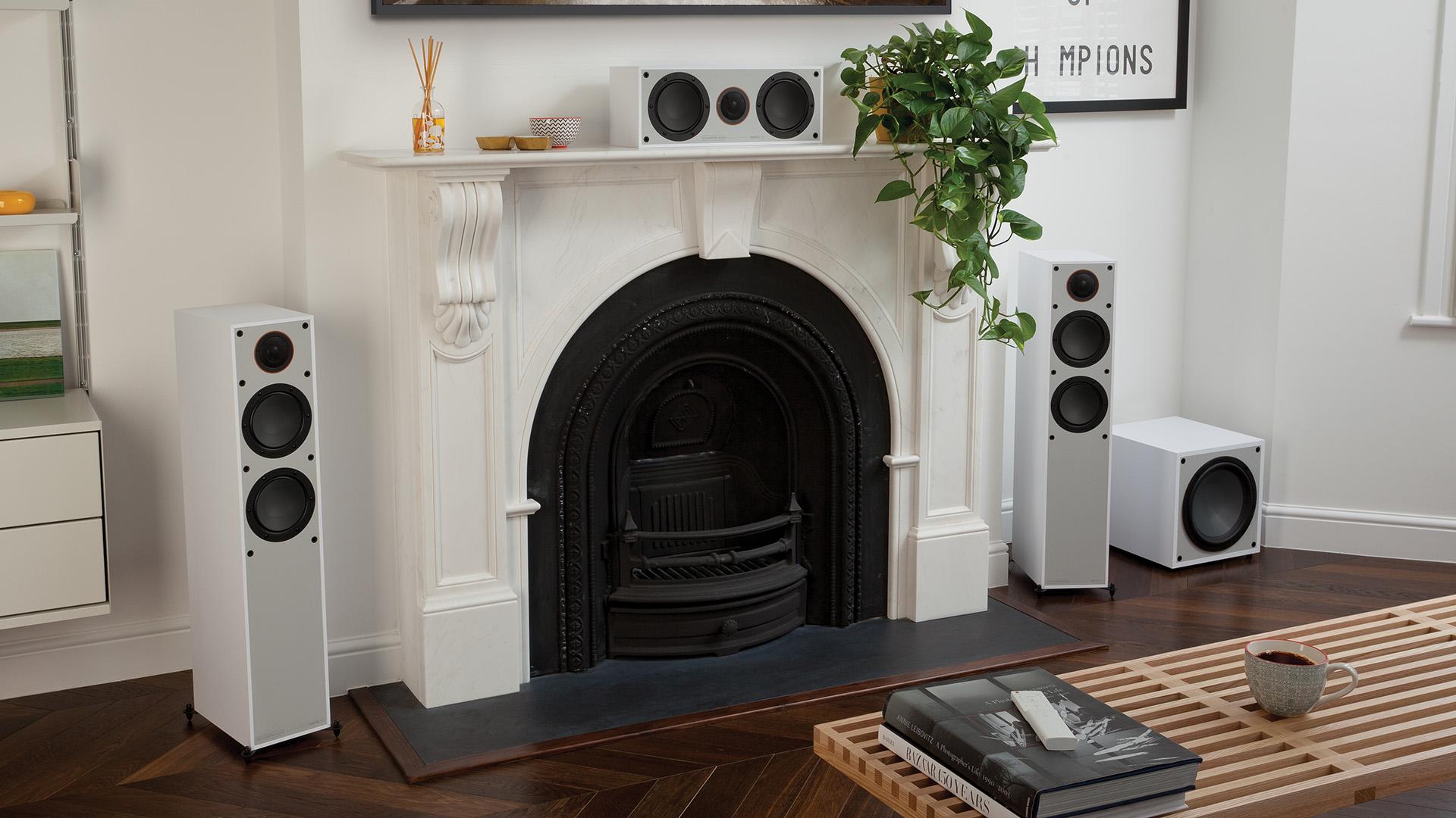 Monitor Black Edition: настоящий британский звук от Monitor Audio – неслыханно дёшево
