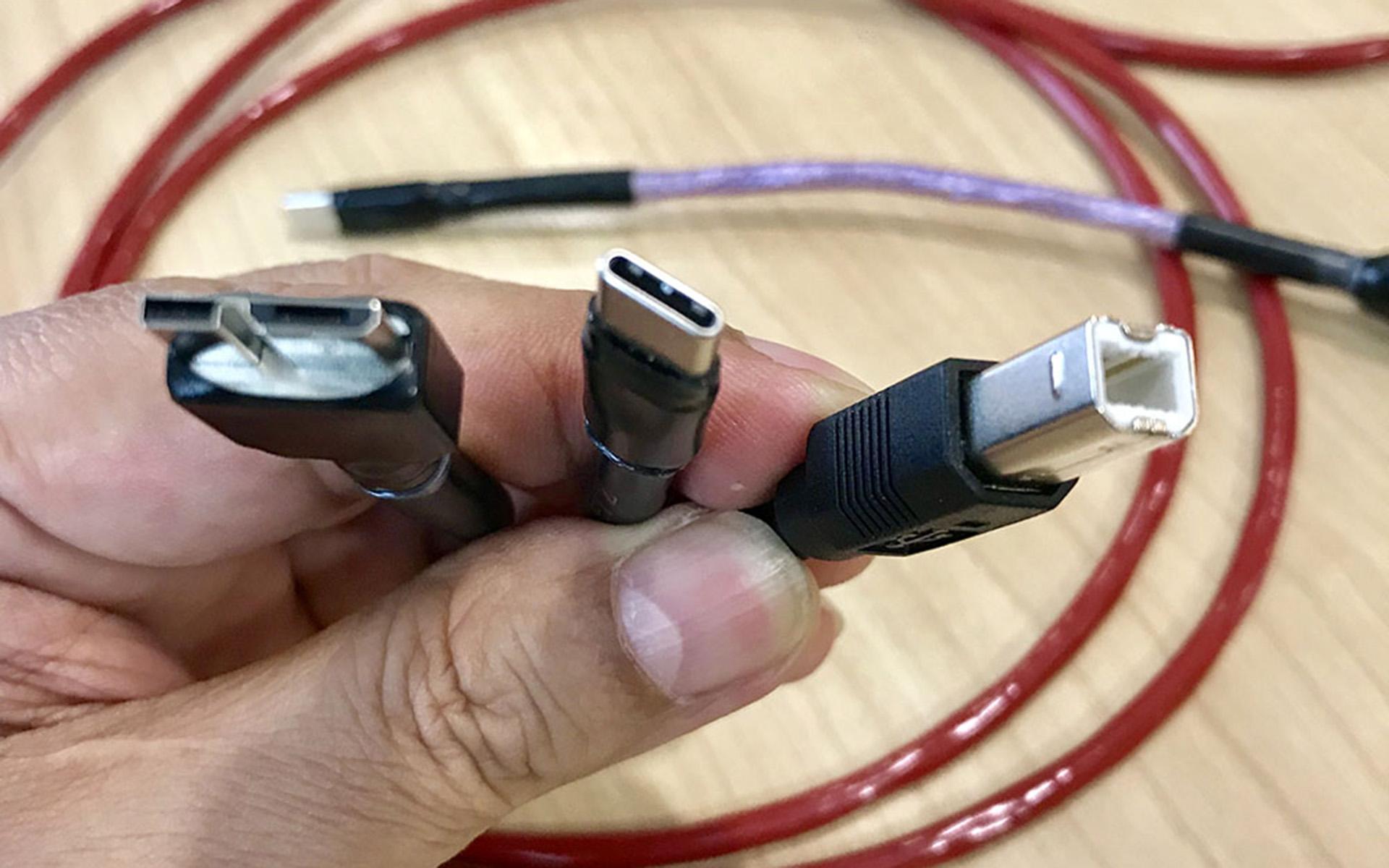 Кабели с разъёмом USB-C