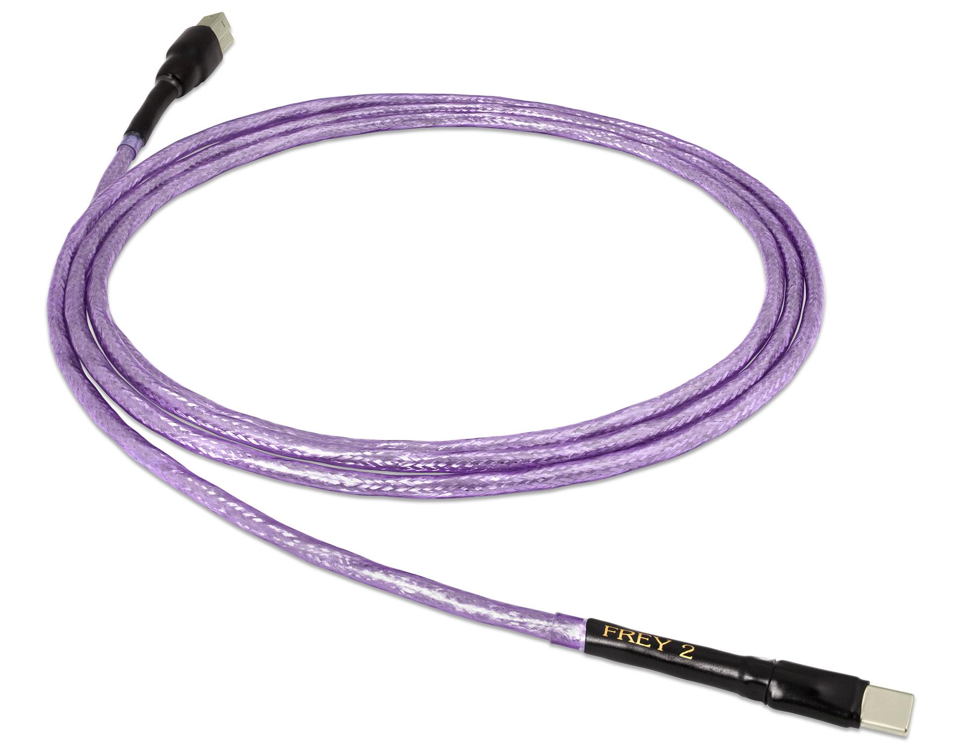 Кабели с разъёмом USB-C от Nordost – важный аксессуар для устройств Apple