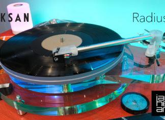 Roksan Radius 7 – максимально дружелюбная вертушка по мнению Iamhear